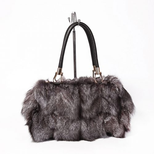 fur Leather Handbags