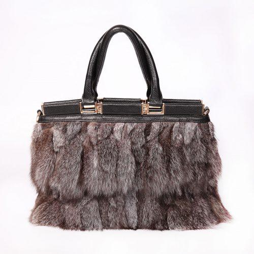 Fur Shouder Bags