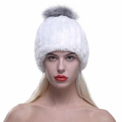 Rabbit Fur Hat