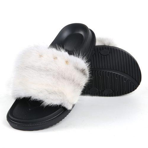 women Fluffy Slippers
