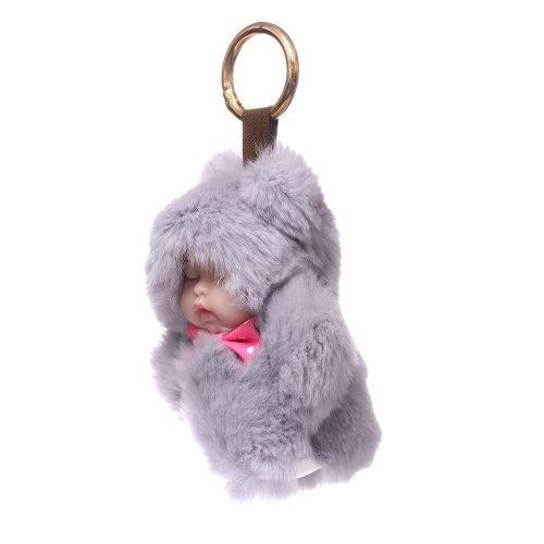 Rabbit Fur Bag Accessories