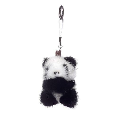 Plush baby Panda Key Chain