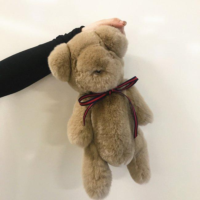 Bear Doll Plush Toy shoulder bag
